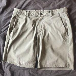 Lululemon ABC shorts